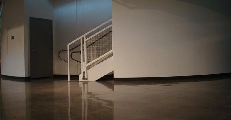 Floor Logos and More Concrete Re-Surfacing Technologies Inc Palos Park, IL