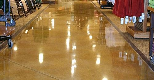 Floor Logos and More Concrete Treatments Inc Albertville, MN