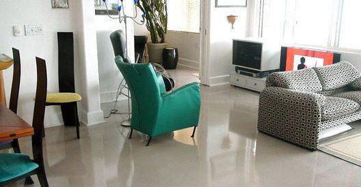 Polished Concrete, Overlay Floor Logos and More Madstone LLC Barrington, RI