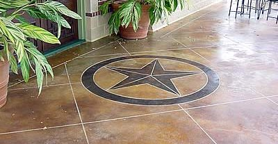 Stamped Concrete In Houston Tx The Concrete Network