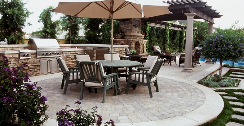 Awesome Custom, Patio Outdoor Kitchens The Green Scene Chatsworth, CA