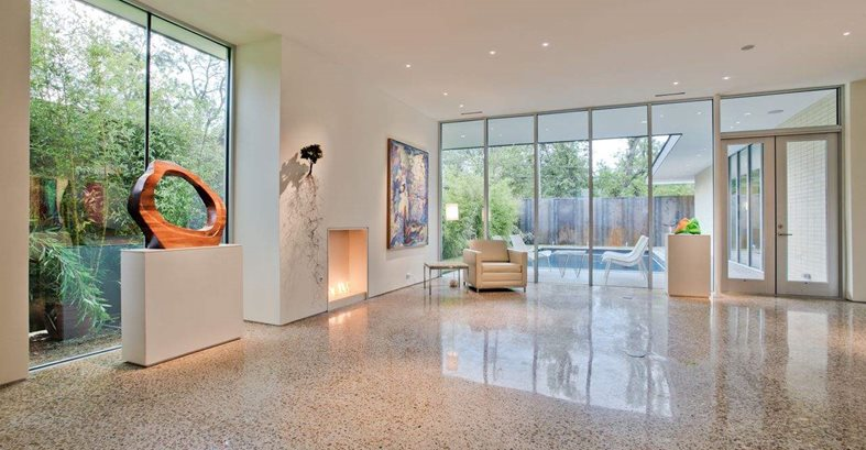 Polished Concrete Floor Rescue Richardson, TX