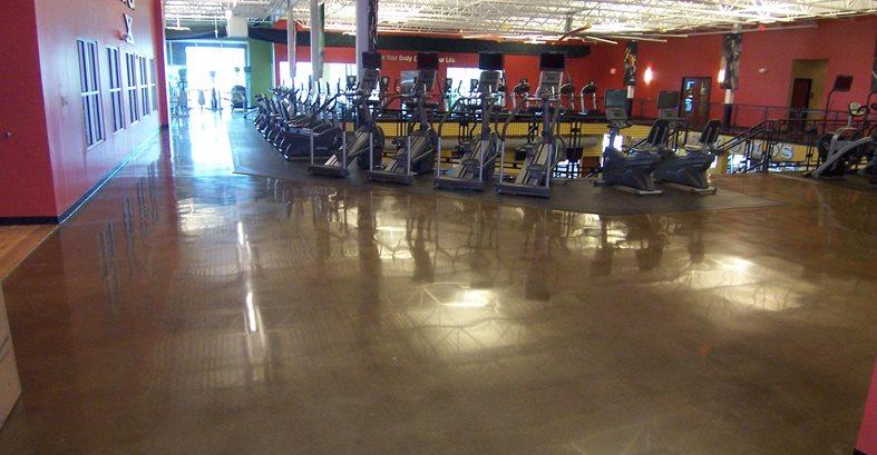 Polished Concrete Surface Design Solutions Atlanta, GA