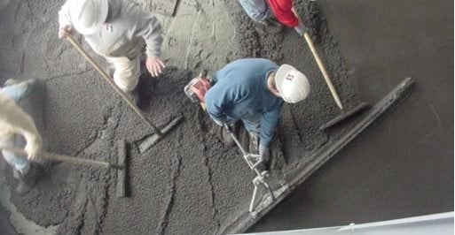 Applying Mosaic Site Stephens and Smith Construction Lincoln, NE