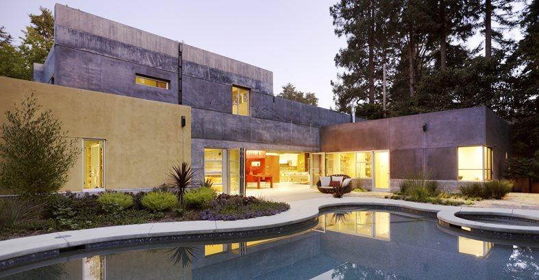 Backyard, Pool, Remodel Site Cheng Design Berkeley, CA