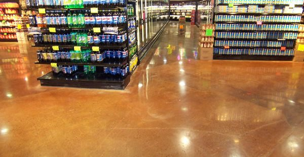 Brown, Polished Custom Concrete Solutions, LLC West Hartford, CT
