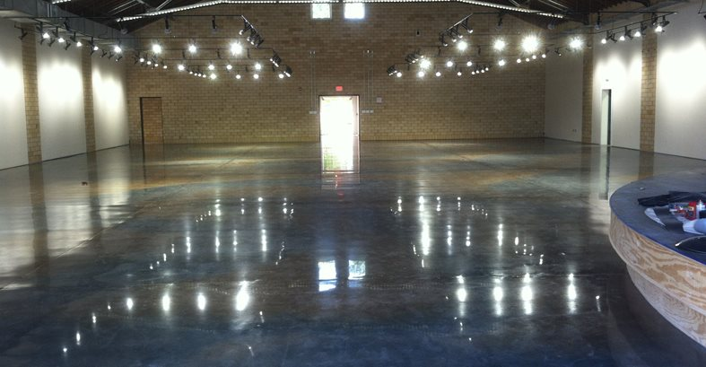 Combination Sealer And High-Performance Lithium Silicate Stain Guard Site Nick Dancer Concrete Fort Wayne, IN