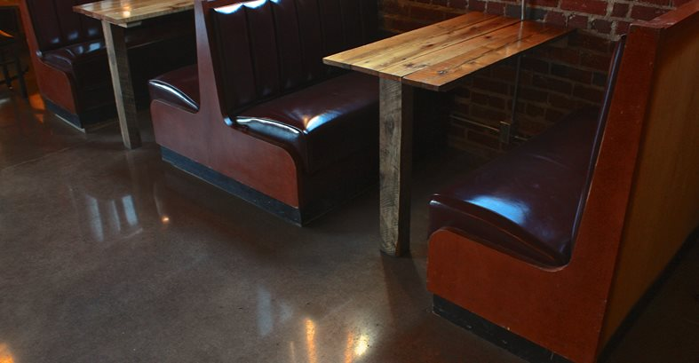 Densified Floor Site Perfection Plus Inc. Kernersville, NC