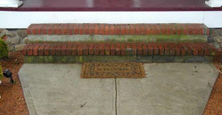 Entryway Site Unique Concrete West Milford, NJ