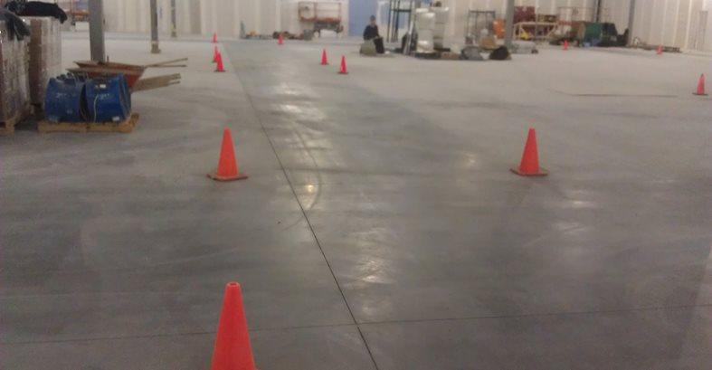 Floor Protection Site Decorative Concrete Institute Temple, GA
