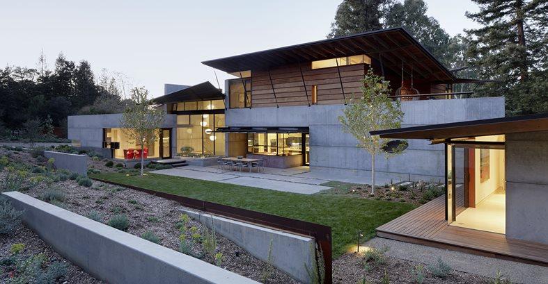 House 7 Site Cheng Design Berkeley, CA