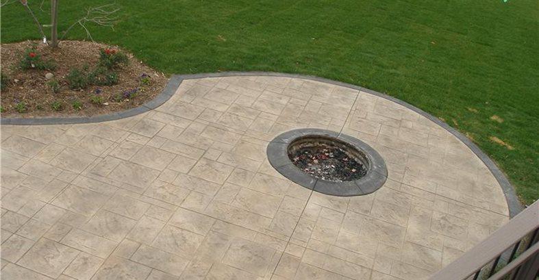 Site John's Cement Milford, MI