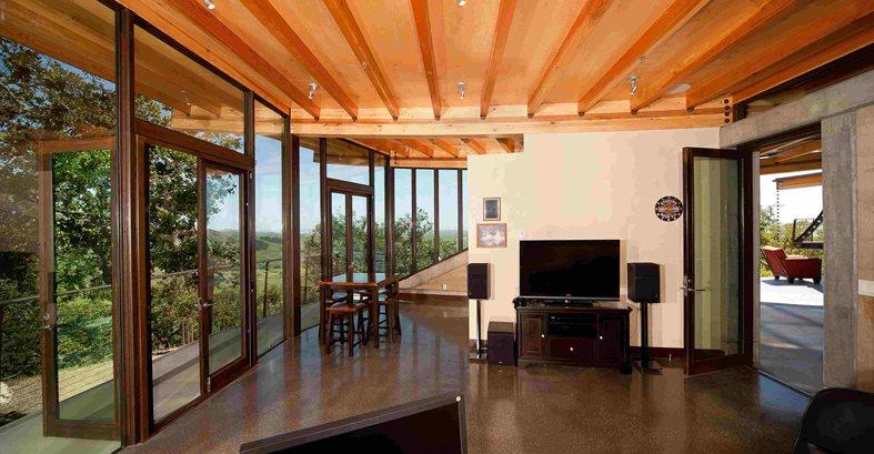 Modern Concrete Flooring Site Wolcott Concrete San Luis Obispo, CA