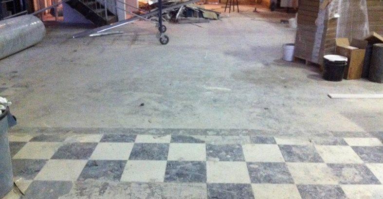 Ruined, Floor Site Concrete Floors Polishing & Sealing Ltd Ottawa, ON