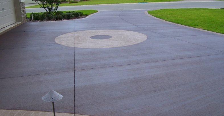 Sealed Driveway Site Deco Surf LLC Hernando, FL
