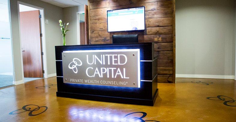 Stained Commercial Floor Site Atlanta Concrete Artist Alpharetta, GA