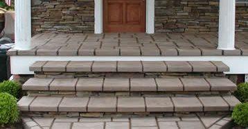 Steps, Stone Site Unique Concrete West Milford, NJ