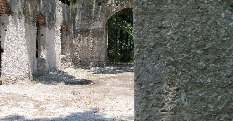 Site Tabby Concrete ,