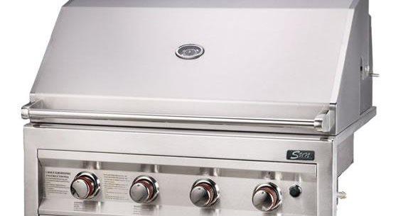 outdoor natural gas cooktop