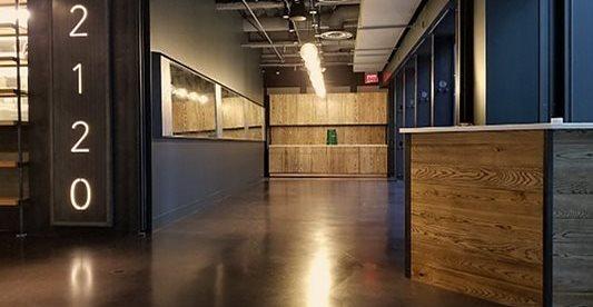 2120, Restaurant, Concrete Concrete Floors Flooring Solutions Woodinville, WA
