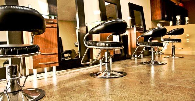 Hair Salon, Overlay, Brown Site Sundek of Washington Chantilly, VA