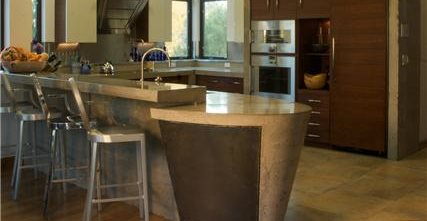 Concrete Countertops Concrete Jungle Design Colorado Springs, CO