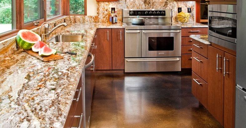 Polished Concrete Floors Site Liquid Stone Warminster, PA