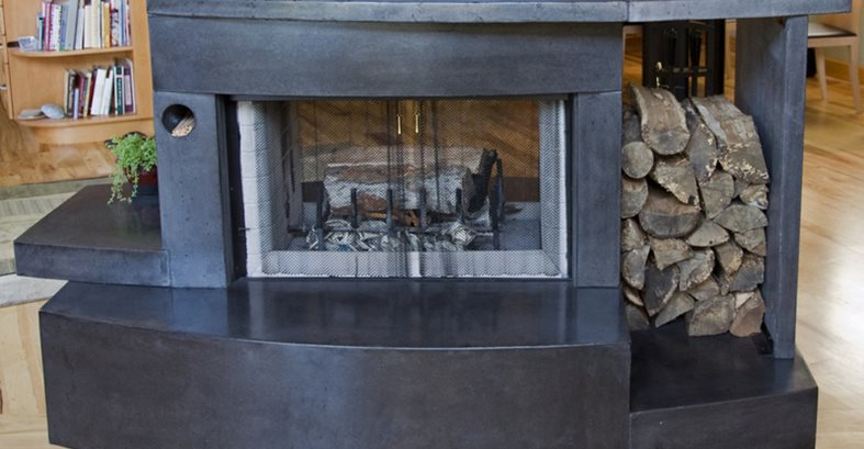Fireplace Surrounds Mandala Design Asheville, NC