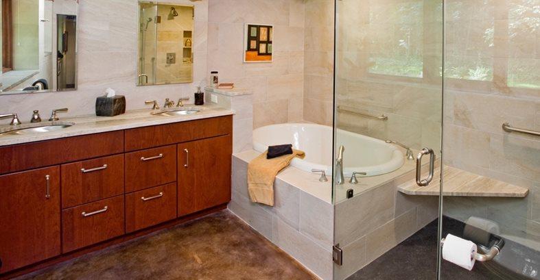 Polished Concrete Floors Concrete Sinks Liquid Stone Concrete Designs LLC Warminster, PA