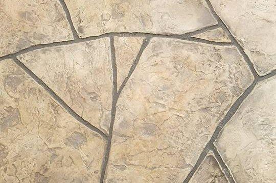 Magnetic Stamp, Sedona Stone Site Proline Concrete Tools Oceanside, CA
