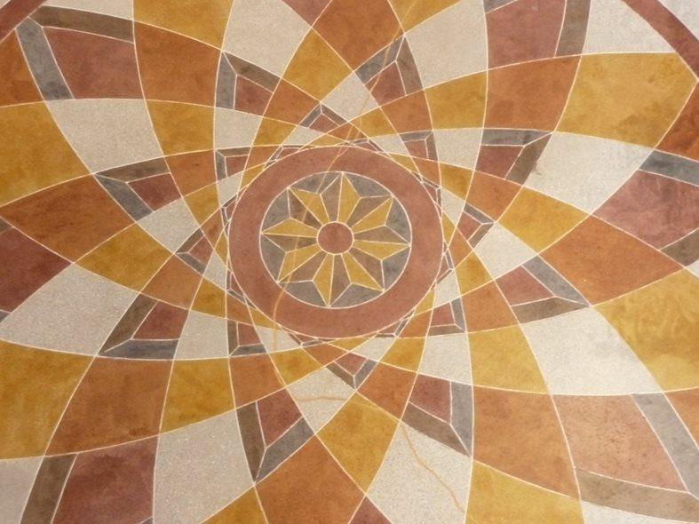 Concrete Dye Design Site Decorative Concrete Institute Temple, GA