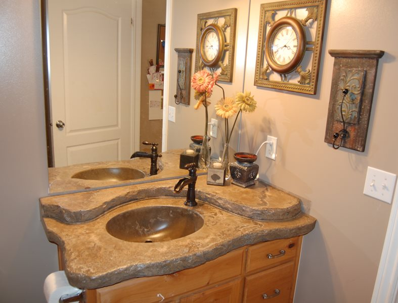 Vanity, Bathroom Site The Ashby System Santee, CA