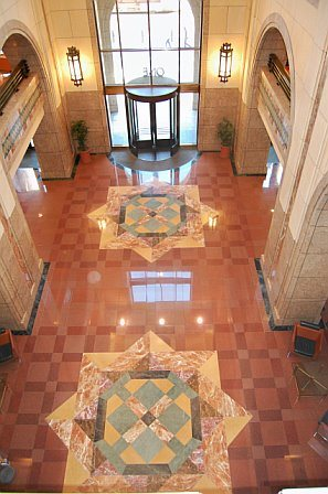 Natural Stone Floor - Stone Masters