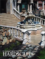 Concrete Hardscapes Design Catalog