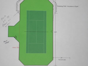 table tennis court dimensions pdf